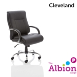 Cleveland Executive Leather Chair