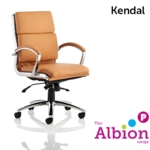 Kendal Classic Executive Leather Chair