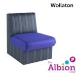 Wollaton Reception and Break -Out Chair without arms