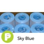 Poster Paper Rolls 760mm X 10M Sky Blue