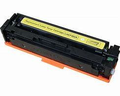 Compatible M252 Toner Cart No 201A Yellow ( CF402A )