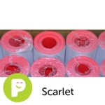 Poster Paper Rolls 760mm X 10M Scarlet
