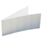 Contract Card File Inserts, White