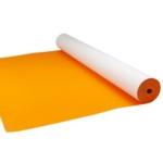Poster Paper Jumbo Rolls 760mm X 50M Orange