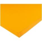 Poster Paper Sheets 510mm X 760mm Orange