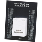 Connect Daily Tear Off Calendar 2020