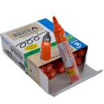 Pilot V Board Master Drywipe Bullet Markers Orange