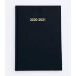 2020/21 ACADEMIC Diary A5 Week/View BLACK