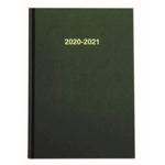2020/21 ACADEMIC Diary A5 Week/View GREEN