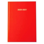 2020/21 ACADEMIC Diary A5 Week/View ORANGE