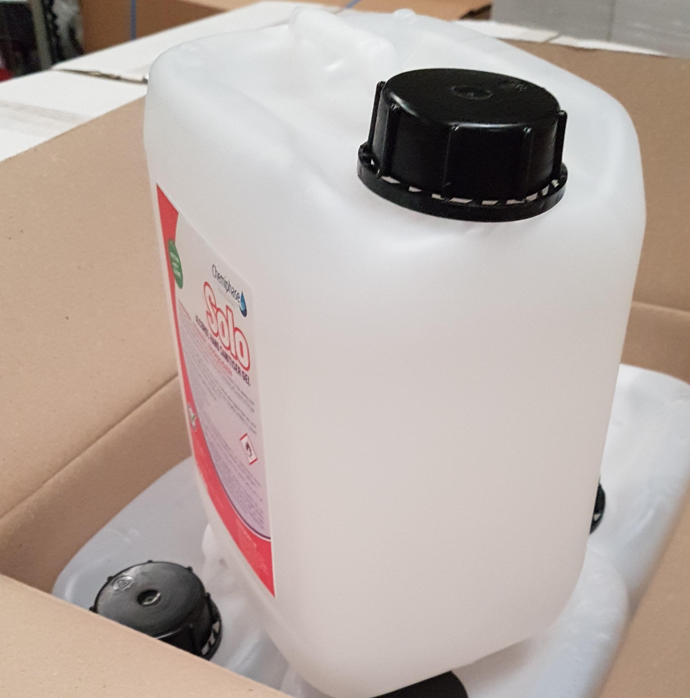 Alcohol (70%) Sanitising Hand Liquid 5 Litre Refill