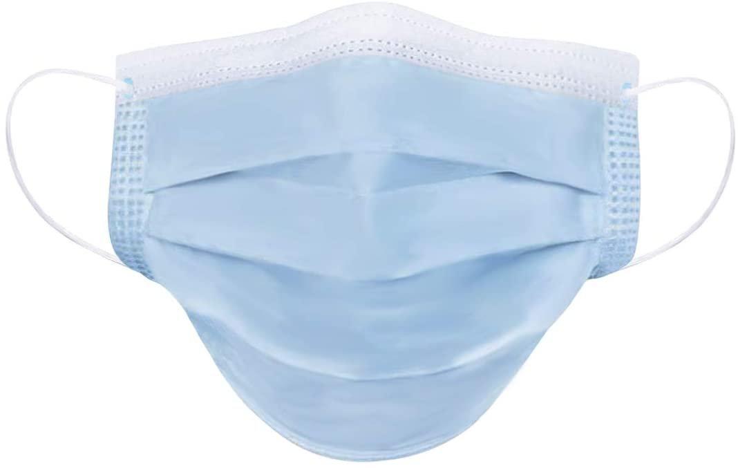 3ply Civilian Disposable Face Masks (Moisture Resistant)