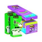 Scotch Magic Tape Pk14 Buy 2 FOC Post-it