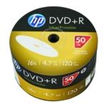 HP DVD-R IJet 16X 4.7GB Wrap Pk50