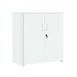 FF Eco 18 Shelf Pack 2Pcs White