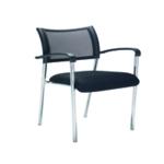 Jemini Jupiter Conf Chair Blk
