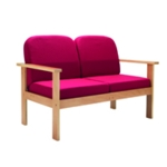 FF First Reception 2P Sofa Clrt
