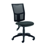 FF FIRST MEDWY  H/BACK OP CHAIR BLK
