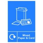 Spectrum Recycle Sign Papr/Card SAV
