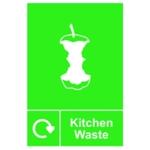 Spectrum Recycle Sign Ktchn Wst SAV