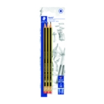 Noris Pk3 Eraser Tip Pencils Pk10