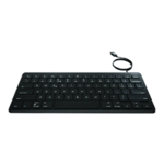 ZAGG QWERTY Keyboard USB-C UK Black