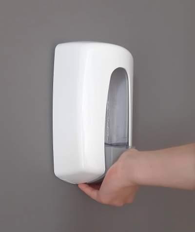 Wall Dispenser For Hand Sanitiser / C525 Liquid Soap