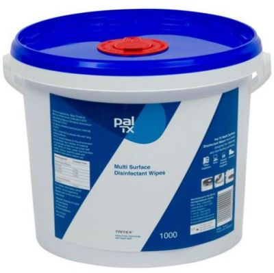 Surface Disinfectant Bucket Wipes (1000)