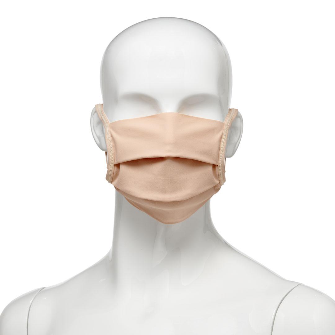 Silvadur Washable Anti Bac Face Mask MEDIUM BEIGE