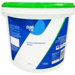 PAL TX Surface Disinfectant Wipes (Bucket x 1500)