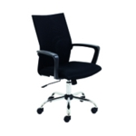 First One Task Chair with Black