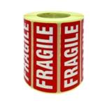 Fragile Parcel Labels 1000/Roll