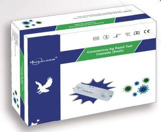 Healgen Rapid Covid Test Kit Pk20