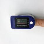 Pulse Oximeter Oxygen Measuring Finger Monitor