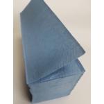 2ply Z Fold Hand Towel BLUE Premium. Pk/3000