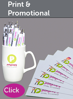 Printing and promotional products