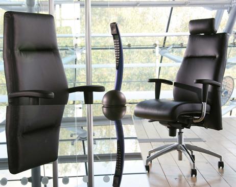 Executive boardroom seating