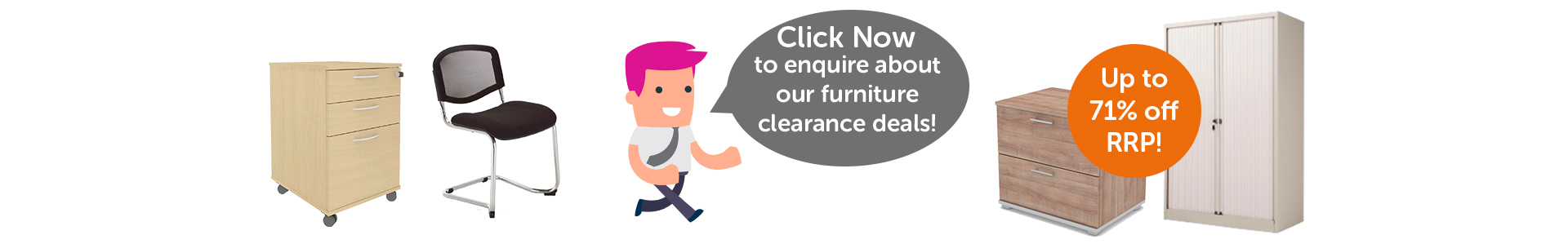 Furniture clearance items
