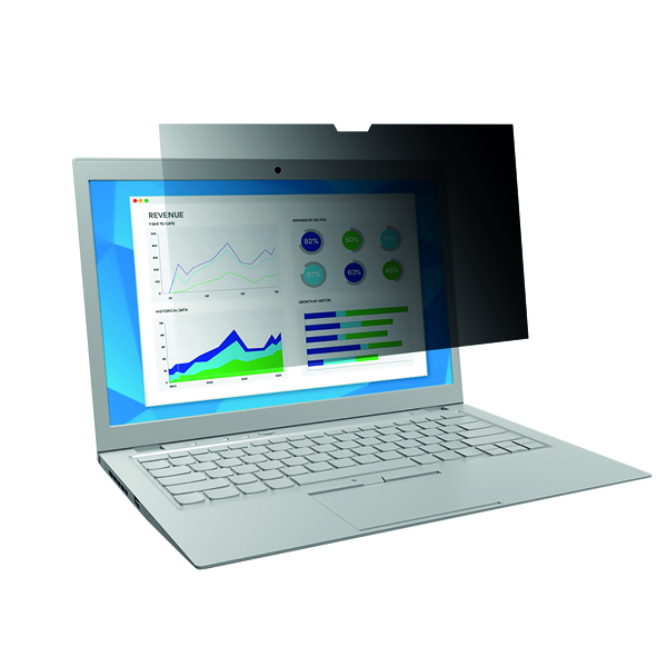 3M Privacy Filter for HP Elite X2 1012 PFNHP012