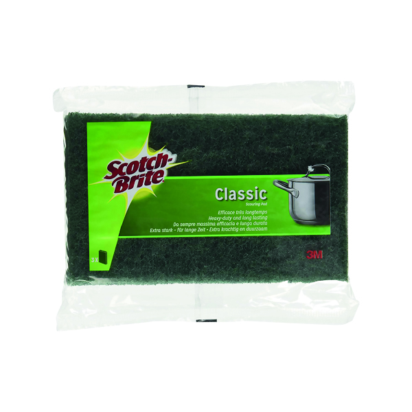 Scotch-Brite Heavy Duty Scouring Pad (Pack of 36) 223