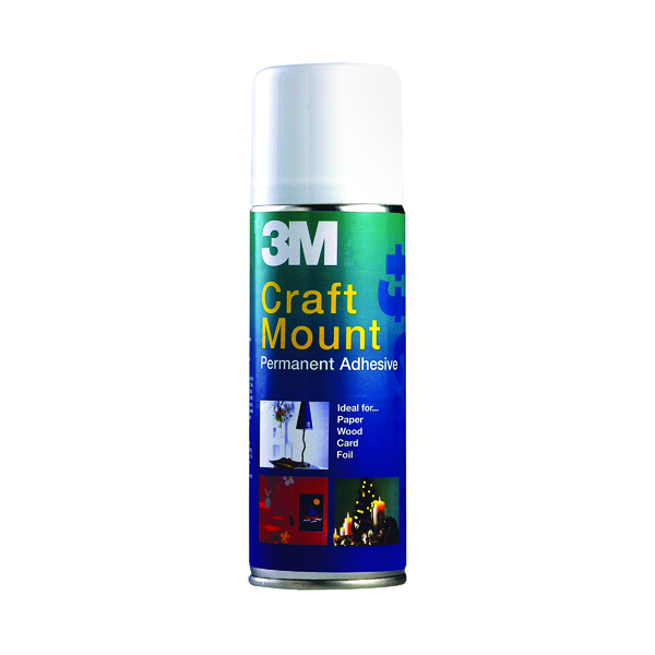 3M CraftMount Aerosol Bonding Adhesive 400ml ARTHOBBY