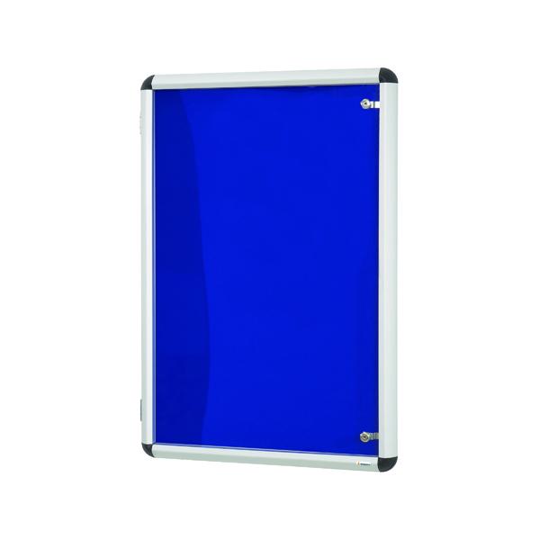 Announce Internal Display Case Lockable 900x600mm AA01830