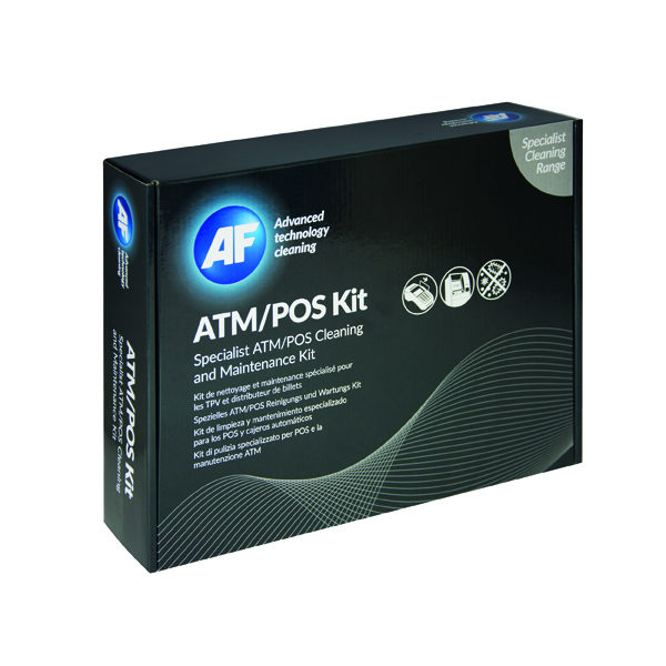 AF ATM/POS Cleaning Kit FPOSKIT