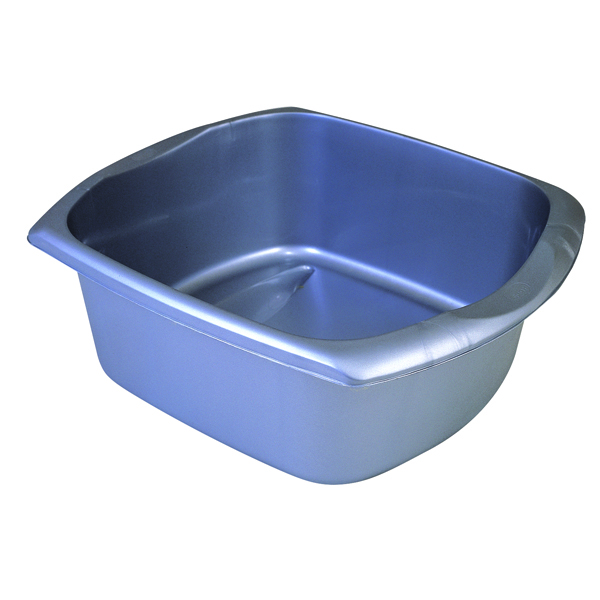 Addis Rectangular Washing Up Bowl 9.5 Litre 9603MET