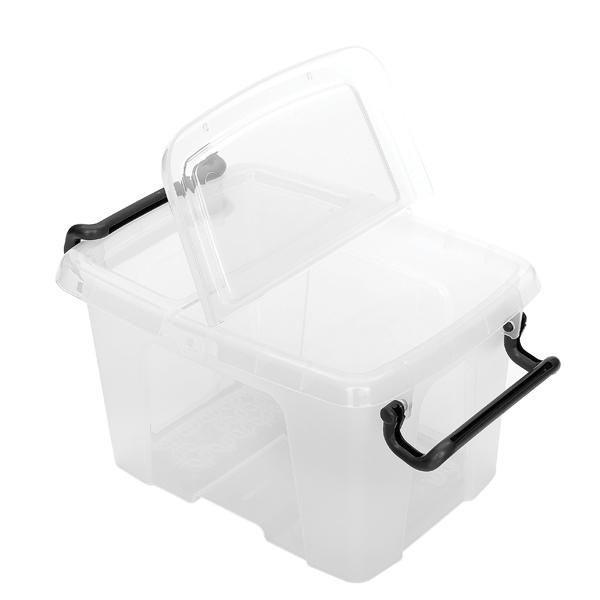 Strata 6 Litre Smart Box With Lid (W225 x D170 x H300mm) HW670