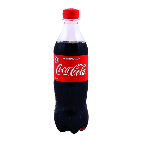 Coca-Cola 500ml Bottle (Pack of 24) 100182