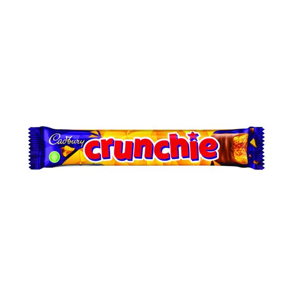 Cadbury Crunchie 40g (Pack of 48) 100140