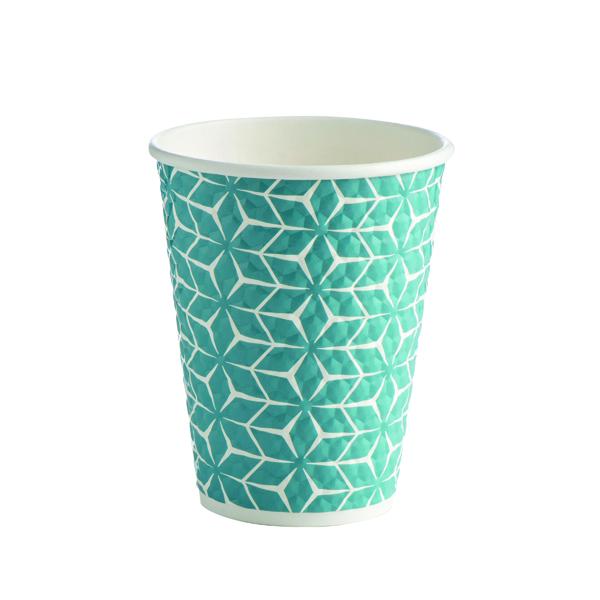 12oz Diamond Cup (Pack of 500) HVDIA12