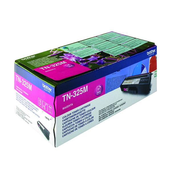 Brother Magenta Toner Cartridge High Capacity TN325M