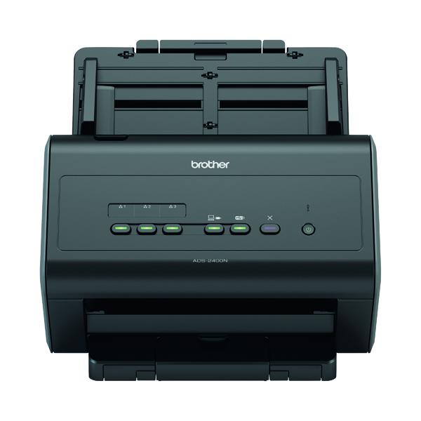Brother ADS-2400N High Speed Desktop Scanner ADS2400NZU1